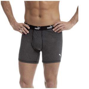 buy online e4e9a f056d ... underwear. puma-compression-briefs-gray