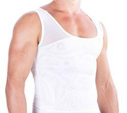0efcff085b08f Esteem Apparel Original Men s Compression Shirt for Gynecomastia