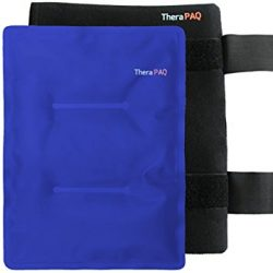 TheraPAQ Large Reusable Gel Ice Pack - Hot & Cold Therapy