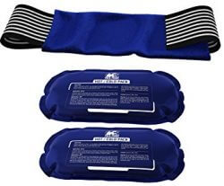 TrekProof Reusable Hot and Cold Therapy Gel Wrap