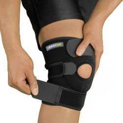 Bracoo Knee Support Open-Patella Stabilizer
