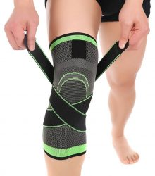 HipStone Knee Sleeve Compression Fit Support