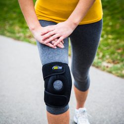 Winzone Knee Brace Support Sleeve For Arthritis
