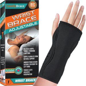 Comfy Brace Night Wrist Splint Support Brace