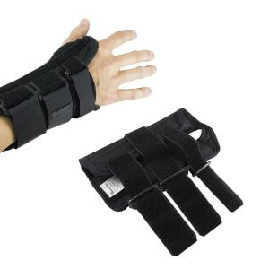 Houseables Wrist Brace Pair
